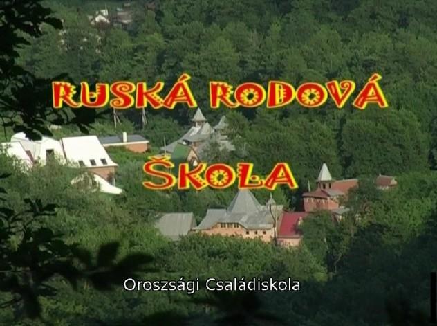 CD borító - Oroszsági Családiskola